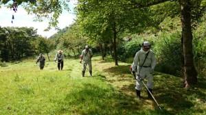 草刈ボランティア事業2